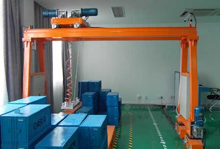 mobile a frame gantry crane for sale