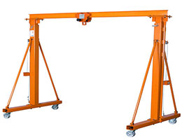 portable gantry frame