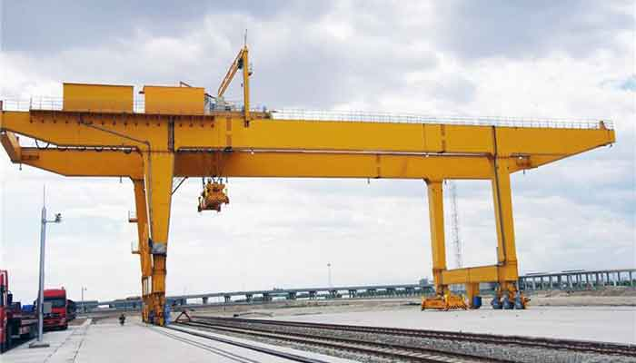 standardization of rail mounted gantry crane specifications
