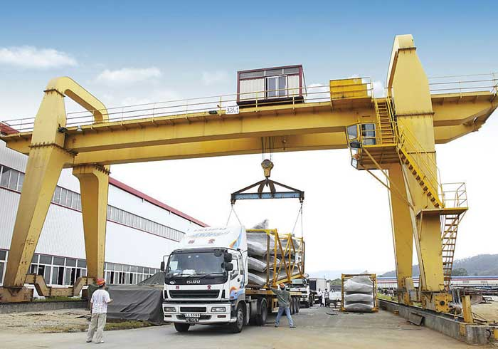 what is gantry crane