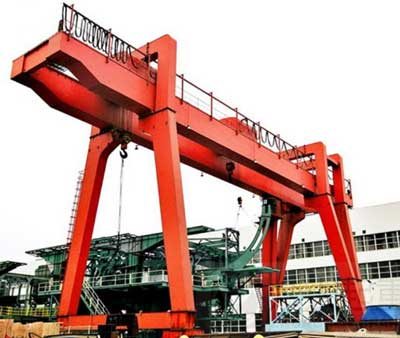 What Should be Paid Attention for Gantry Crane in Winter